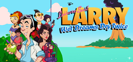 Leisure Suit Larry Wet Dreams Dry Twice Game Free Download