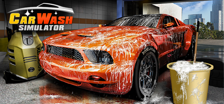 Car Wash Simulator Free Download PC Game